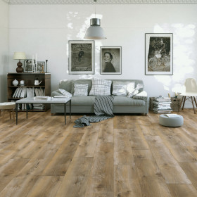 Виниловый пол Ceramin One Nature Elite 53660 Caledonian Oak