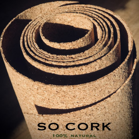Пробковая подложка SO CORK 3,0 мм (4 м2)