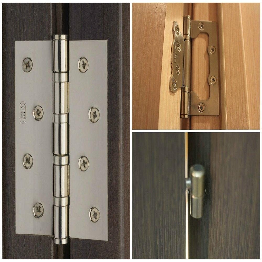 Как выбрать петли для дверей