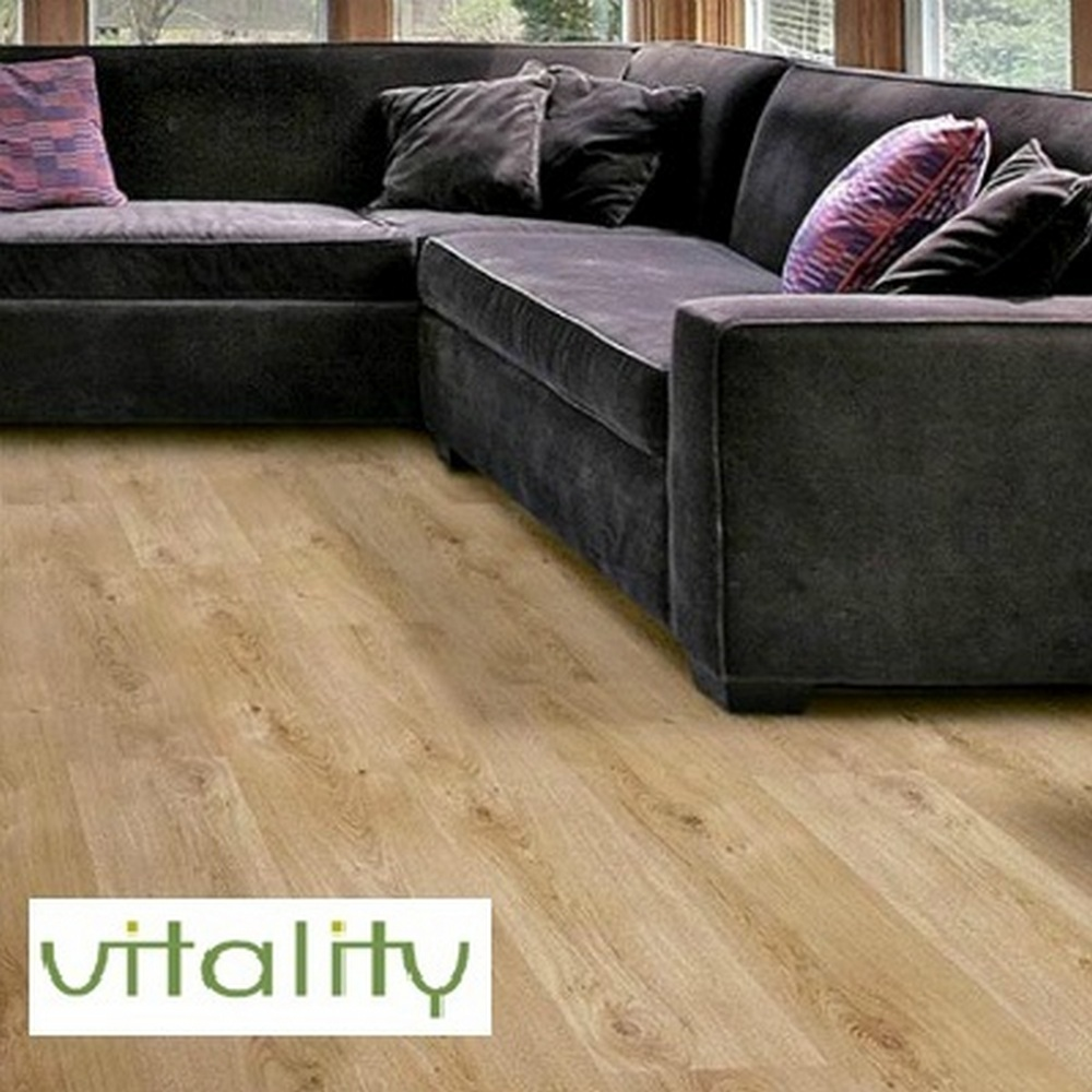 Vitality - новый бренд в ассортименте ламината