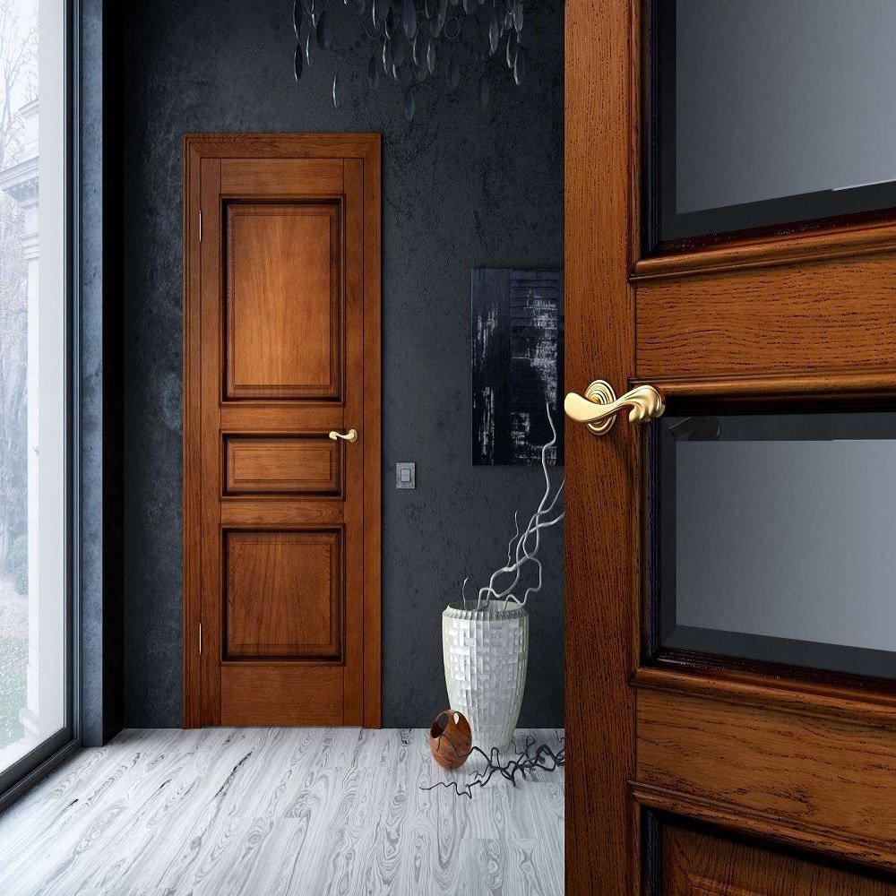 Преимущества, недостатки, виды дверей из массива