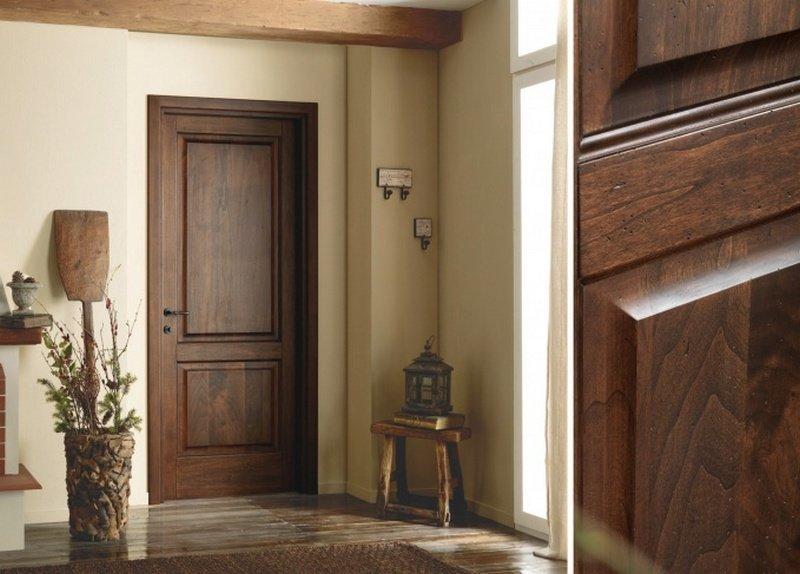 фото межкомнатные деревянные двери