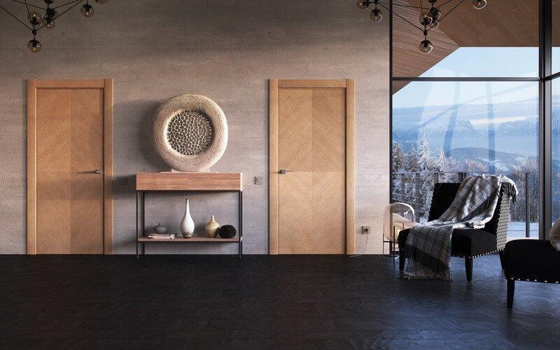 дизайнерские межкомнатные двери