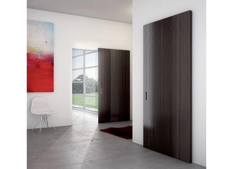 раздвижные двери с системой magic